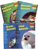 Saving Wildlife Bundle #1 (4 Titles)