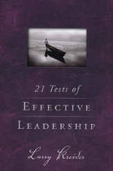 21 Tests of Effective Leadership