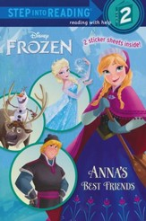 Anna's Best Friends - with stickers