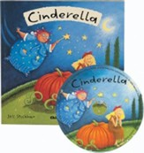 Cinderella, CD Included - Slightly Imperfect