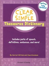 Clear & Simple: Thesaurus, Revised Edition