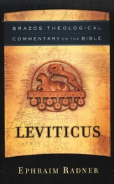Leviticus (Brazos Theological Commentary)