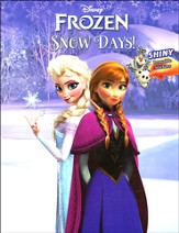 Frozen - Reusable Sticker Book