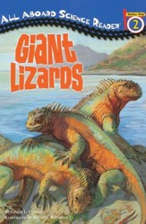 Giant Lizards All Aboard Science Reader Station Stop 2