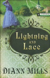 Lightning and Lace, Texas Legacy Series #3 (rpkgd)