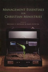 Management Essentials for Christian Ministries - Slightly Imperfect