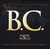 B.C. History of the World Mega Conference Audio CDs