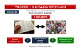 Prayer: A Dialog with God Volume II / Digital original - eBook