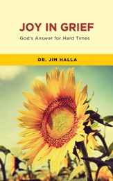 Joy in Grief: God's Answer for Hard Times - eBook