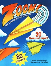 Zoom!  The Complete Paper Airplane Kit