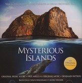 The Mysterious Islands Original Soundtrack Audio CD