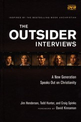 Outsider Interviews, The: A New Generation Speaks Out on Christianity - eBook