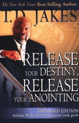 Release Your Anointing, Expanded Edition