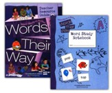 Words Their Way Level A 1st Grade Homeschool Bundle
