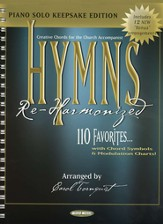 Hymns Re-Harmonized-Piano Solo Keepsake Edition