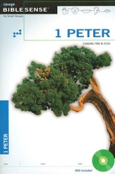 1 Peter: Standing Firm in Jesus, Bible study with DVD