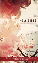 NIV Holy Bible, Compact, Black - Slightly Imperfect