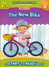 Start To Read, Level 2: The New Bike