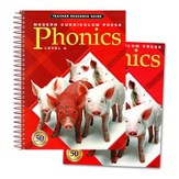 MCP Plaid Phonics 2003 1st Grade Homeschool Bundle