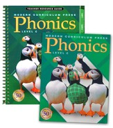 MCP Plaid Phonics 2003 3rd Grade Homeschool Bundle
