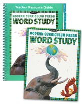 MCP Plaid Phonics Word Study Level E/Grade 5, 2003 Ed. Kit