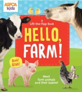 Hello, Farm!: A Lift-the-Flap Book