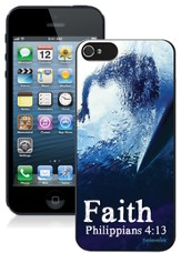 Faith Surfer iPhone 5 Case
