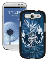 Truth Lion Galaxy 3 Case, Blue