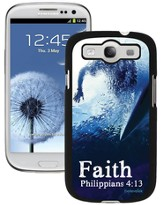 Faith Surfer Galaxy 3 Case
