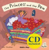 Princess and the Pea, CD Included