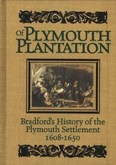 Of Plymouth Plantation, Hardcover