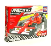 BricTek Racing Car (Red)