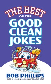 Best of the Good Clean Jokes, The - eBook