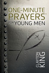 One-Minute Prayers for Young Men - eBook