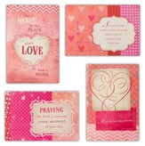 Words of Love Boxed Valentine's Day Cards