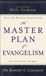 Master Plan of Evangelism, The - eBook