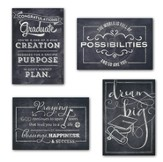 Chalkboard Graduation Boxed Cards