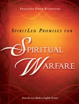 SpiritLed Promises for Spiritual Warfare: Special selections from the (Modern English Version) MEV Bible - eBook