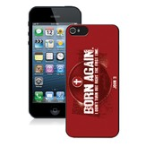 Born Again, iPhone 4 Case, Red