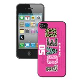 So Loved, iPhone 5 Case, Pink