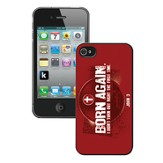 Born Again, iPhone 5 Case, Red