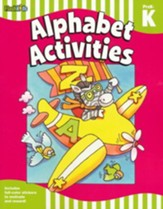 Alphabet Activities: Grade PreK-K