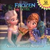 Frozen Fever Picture with Stickers (Disney Frozen)