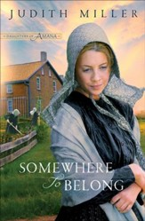 Somewhere to Belong - eBook