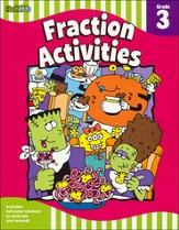 Fraction Activities: Grade 3