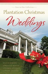 Plantation Christmas Weddings: Four-in-One Romance Collection - eBook