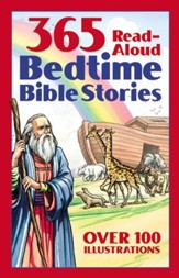 365 Read-Aloud Bedtime Bible Stories - eBook