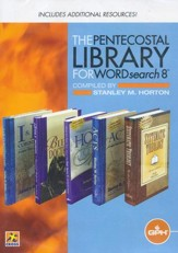 Pentecostal Library CDROM (WORDsearch 8 Version)