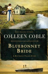 Bluebonnet Bride: A Butterfly Palace Short Story  - eBook