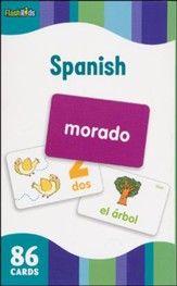 Spanish, Flash Cards